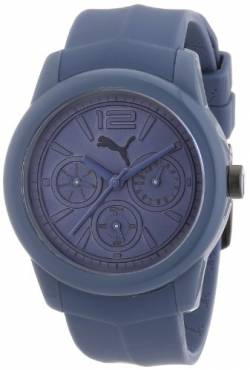 Puma Time Motorsport Damen-Armbanduhr Cloud Analog Plastik A.PU102802004 von PUMA