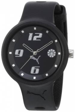 Puma Time Motorsport Damenuhr SLICK LADIES 3HD BLACK A.PU910672001 von PUMA