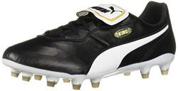 PUMA Herren King TOP FG Turnschuh, Black White, 46.5 EU von PUMA