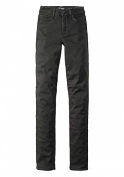 Paddock's Damenjeans Kate Art. 60334-3503, Stretch,Schwarz (Black 6001),46W / 32L von Paddocks