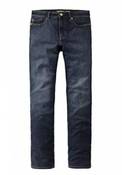 Paddocks`s Herren Jeans Ranger Pipe - Tight Fit - Blau - Blue/Black Dark Stone + Soft Use, Größe:W 36 L 32, Farbauswahl:Blue Black Dark Stone (5743) von Paddocks