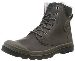 Palladium Unisex Pampa Sport Cuff WPS Stiefelette, Major Brown, 45 EU von Palladium