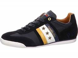 Pantofola d'Oro Herren Sneaker Low Vasto NB Uomo Low Loreto, Dress Blues 10201042 29y, 41 EU von Pantofola d'Oro