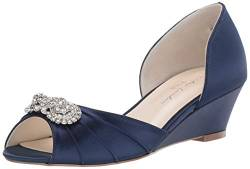 Paradox London Damen Kai Pumps, Navy, 36.5 EU von Paradox