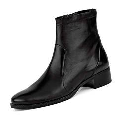 Paul Green 9673 Damen Stiefelette Schwarz, EU 37,5 von Paul Green