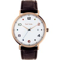 Paul Smith Gauge Colour Herrenuhr in Braun PS0060003 von Paul Smith