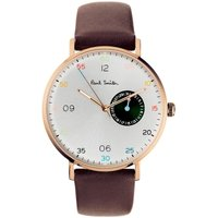 Paul Smith Gauge Herrenuhr in Braun PS0060005 von Paul Smith
