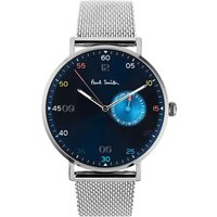 Paul Smith Gauge Herrenuhr in Silber PS0060006 von Paul Smith