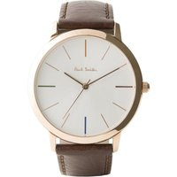 Paul Smith MA Herrenuhr in Braun P10053 von Paul Smith
