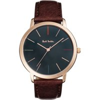 Paul Smith MA Herrenuhr in Braun P10056 von Paul Smith