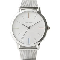 Paul Smith MA Herrenuhr in Silber P10054 von Paul Smith
