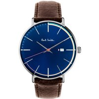 Paul Smith Track Herrenuhr in Braun PS0070009 von Paul Smith