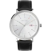 Paul Smith Track Herrenuhr in Schwarz P10084 von Paul Smith