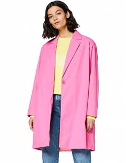 Pepe Jeans Damen Jacke Pepe Jeans, Pink (334chewing Gum 334), Medium von Pepe Jeans