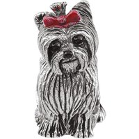 Damen Persona Darling Yorkie Bead Charm Sterling-Silber H14450P1 von Persona