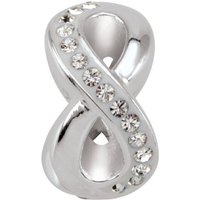 Damen Persona Endless Love Bead Charm Sterling-Silber H13734P2 von Persona