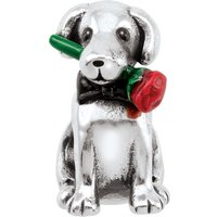 Damen Persona Pawsitively Love Bead Charm Sterling-Silber H14392P1 von Persona