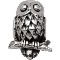 Damen Persona Wise Owl Bead Charm Sterling-Silber H13440P1 von Persona