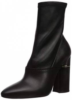 Phillip Lim 3.1 Damen KYOTO-105MM Stretch Boot with Heel Insert Stiefelette, schwarz, 36.5/37 EU von Phillip Lim