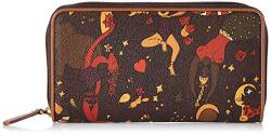 Piero Guidi Damen Wallet Münzgeldbörse, Braun (Marrone), 19.5x10x2 Centimeters (W x H x L) von Piero Guidi