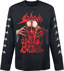 Plastichead Sodom Obsessed by Cruelty Longsleeve XXL von Plastichead
