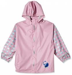75e44533b715a0 Playshoes DIE Maus Baby - Mädchen Regenjacke Regenmantel Elefant (Rosa 14),  86 von