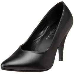 Pleaser Pink Label DREAM-420 Damen Pumps, Schwarz (Blk Faux Leather), 40 EU von Pleaser Pink Label