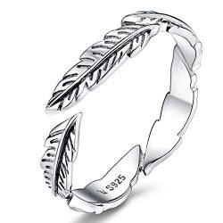 Solide 925 Sterling Silber Einfache Doppelt T Brief Offene Frauen Ringe Schmuck
