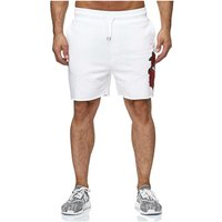RED BRIDGE Redbridge Shorts Shorts weiß Herren Gr. 44 von RED BRIDGE