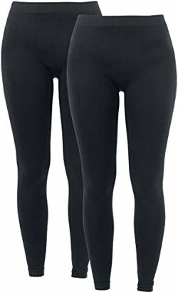 RED by EMP Built for Double Comfort Leggings schwarz M von RED by EMP