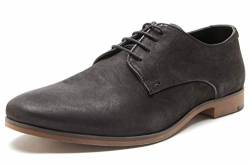 Red Tape Herren Renshaw Derbys, (Black 0), 45 EU von Red Tape