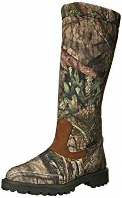 ROCKY Herren Low Waterproof Snake Boot Kniehoher Stiefel, Mossy Oak Break Up Country Camouflage, 44 EU von ROCKY