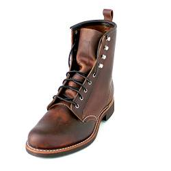 Red Wing Damen Stiefeletten Silversmith 3362 braun 748011 von Red Wing