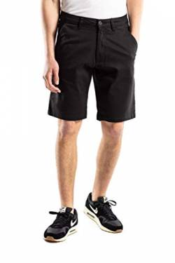 Reell Flex Grip Chino Short, Black 30 Artikel-Nr.1203-005 - 01-001 von Reell