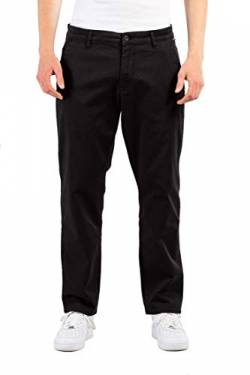 Reell Regular Flex Chino, Black 33/32 Artikel-Nr.1110-007 - 01-001 von Reell