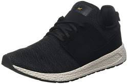 Regatta Herren R-81 Knit Sock Fit Casual Trainer Sneaker, Schwarz (Black/White Sand M75), 43 EU von Regatta