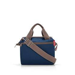 Reisenthel Allrounder Cross Dark Blue 22 x 24 x 13 cm / 4 l von Reisenthel