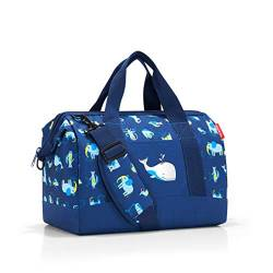 reisenthel allrounder M kids Tasche 40 x 33,5 x 24 cm/18 l / abc friends blue von Reisenthel