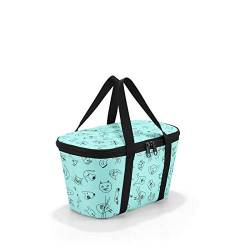 Reisenthel XS Kids Cats and Dogs coolerbag Mint 4 L von Reisenthel