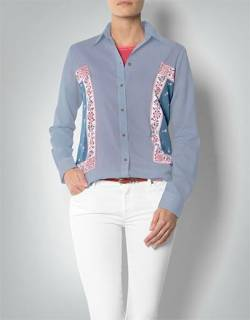 Replay Damen Bluse W2713/51436/010 von Replay