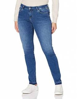Replay Damen FAABY Jeans, 009 MEDIUM Blue, 2530 von Replay