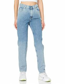Replay Damen Kiley Jeans, 010 Light Blue, 2730 von Replay