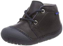 Richter Kinderschuhe Richie, Baby Jungen Sneaker, Blau (Atlantic 7200), 18 EU (2 UK) von Richter Kinderschuhe