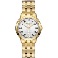 Roamer Superslender Ladies Damenuhr in Gold 515811482250 von Roamer