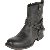 Rock Rebel by EMP Thunder Road  Boot  dunkelbraun von Rock Rebel by EMP