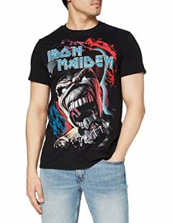 Rockoff Trade Herren T-Shirt Wildest Dream Vortex, Schwarz (Black), X-Large von Rockoff Trade