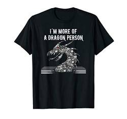 RPG Würfel Brettspiel Dice Dragons Person Pen and Paper T-Shirt von Role Playing Game rpg gamer Fantasy Dragons Shirts