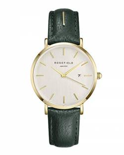 Rosefield The September Issue Damenuhr Quarz Leder-Armband SIAD-I83 von Rosefield