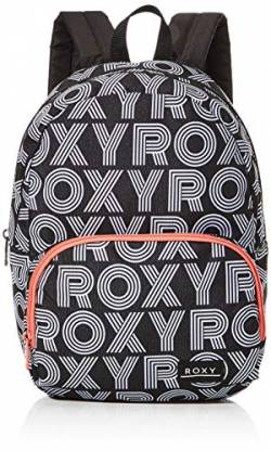 Roxy Womens Always CORE Backpack, Anthracite Calif Dreams, Medium von ROXY