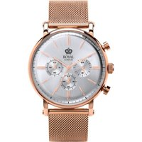 Royal London Herrenchronograph in Rosa 41330-09 von Royal London